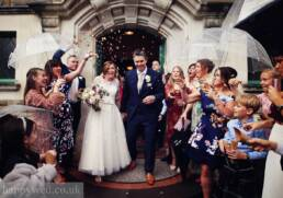 Cardiff, Bristol. Hereford and Gloucester wedding photographer and videographer