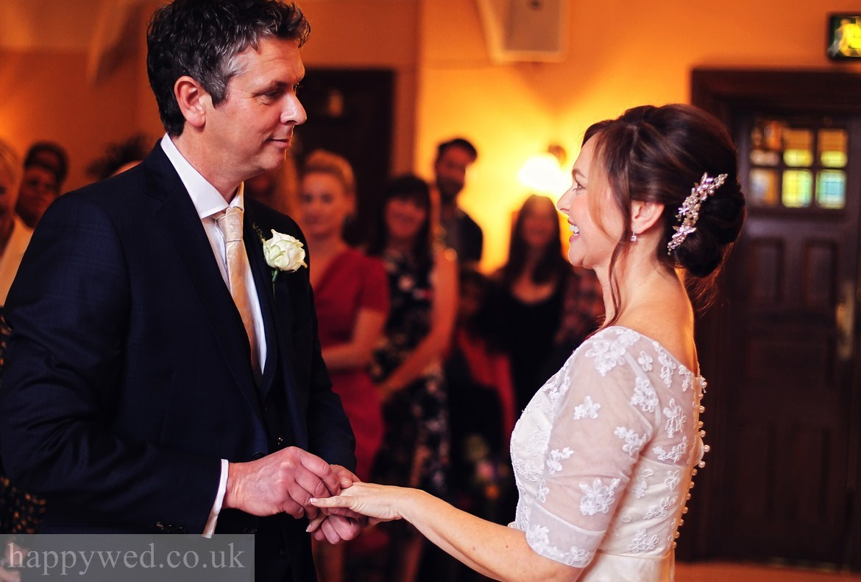 Oakdale Workmens Institute wedding photography