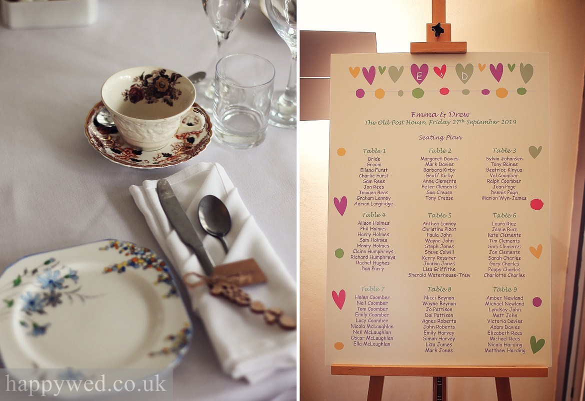 Old Post House st fagans Cardiff weddings