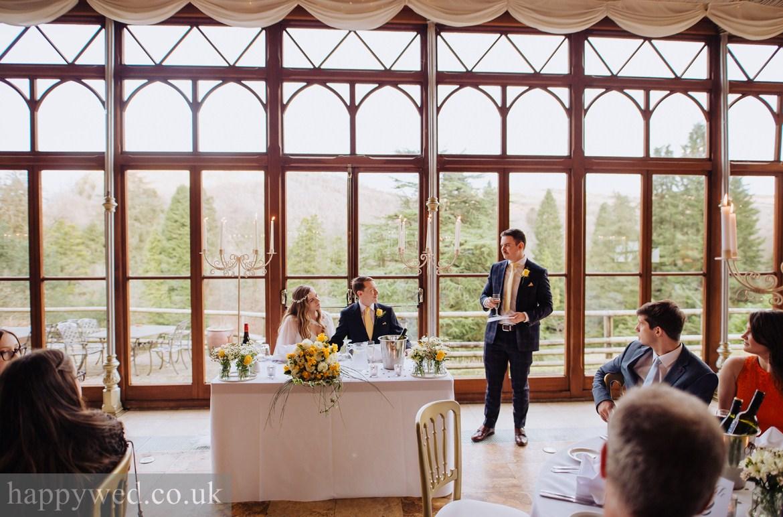 Craig y nos Castle Swansea wedding