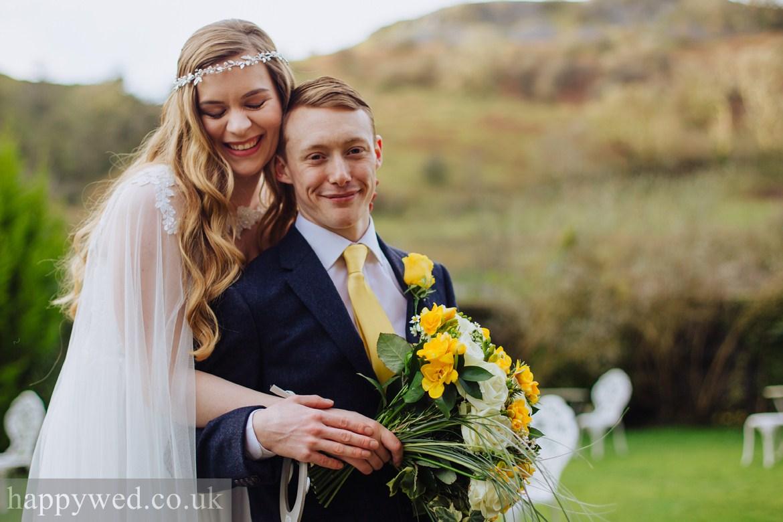 Craig y nos Castle wedding photographer Swansea