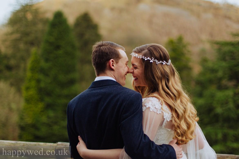 Craig y nos Castle Swansea wedding photographer